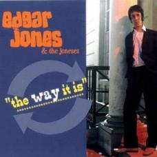 Edgar Jones and The Joneses The Way It Is CD Single