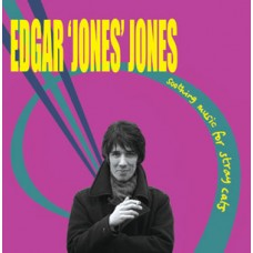 Edgar Jones Jones Soothing Music for Stray Cats CD Remastered + Bonus Tracks