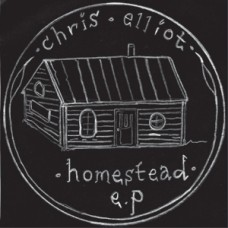 Chris Elliot Homestead EP CD