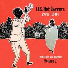 US Hot Jazzers Vol 1 Essentials and Rarities 1920s – 1940s DOWNLOAD