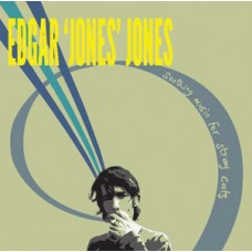 Edgar Jones Jones Soothing music for Stray Cats Vinyl Reissue STANDARD LP