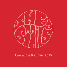 The Stairs Live at the Kazimier 2015 CD