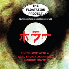 The Floatation Project 'I'm in Love with a Girl from a Japanese Horror Movie' CD