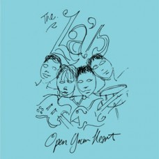 "The La's Open your Heart EP 7"" Single"